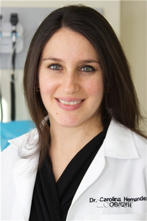 Dr  Carolina Hernandez Eguez, MD   HackensackUMG Pascack