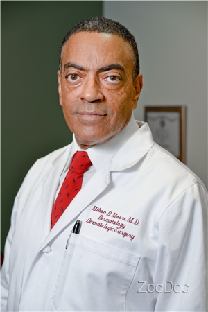 Dr  Milton Moore, MD | Moore Unique Dermatology & Spa